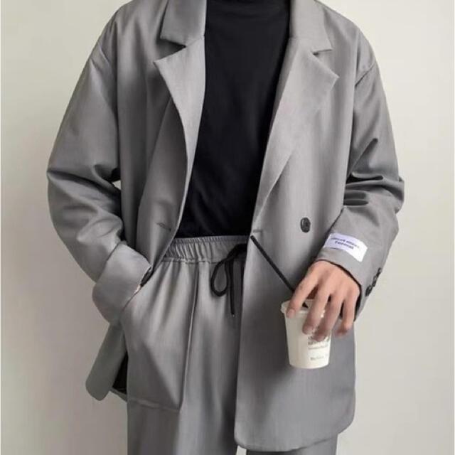 HARE(ハレ)のpivot door セットアップ メンズのスーツ(セットアップ)の商品写真