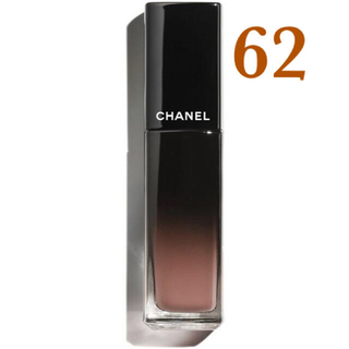 CHANEL - 【新品】ルージュ アリュール ラック 62 スティル