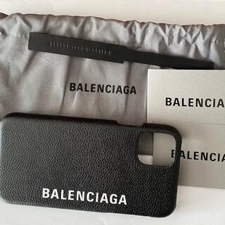 バレンシアガ(Balenciaga)の新品 BALENCIAGA バレンシアガ Iphone11 ケース(iPhoneケース)