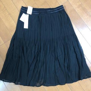シマムラ(しまむら)のプリーツスカート  L L(ひざ丈スカート)