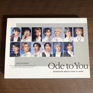 SEVENTEEN -  SEVENTEEN  ODE TO YOU Blu-ray