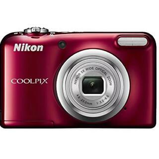 Nikon -  【美品】Nikon デジタルカメラ COOLPIX A10 レッド A10RD