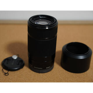 SONY - SONY SEL55210 ほぼ未使用