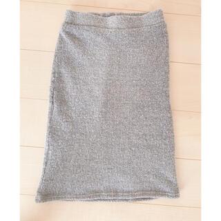 レトロガール(RETRO GIRL)のニットスカート(ひざ丈スカート)