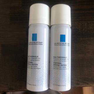 ラロッシュポゼ(LA ROCHE-POSAY)のラロッシュポゼ ターマルウォーター(ミスト状化粧水)50g×2(化粧水/ローション)