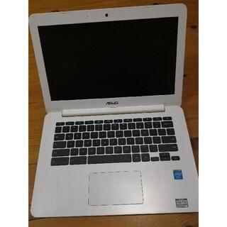 エイスース(ASUS)の中古 asus c300m chromebook(ノートPC)