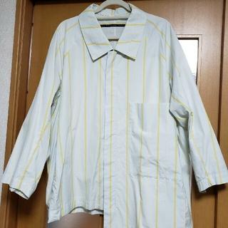 【mybeautifullandlet】ストライプシャツ(シャツ)