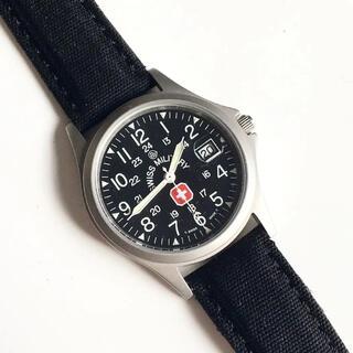 SWISS MILITARY - 新品  SMITH MILITARY スイスミリタリー 腕時計