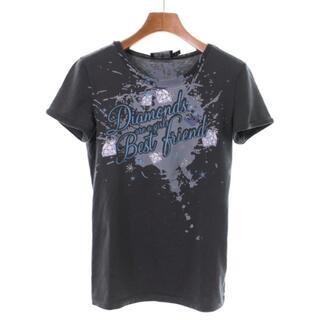 エンポリオアルマーニ(Emporio Armani)のEMPORIO ARMANI Tシャツ・カットソー レディース(カットソー(半袖/袖なし))