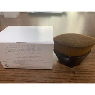 シュウウエムラ(shu uemura)の新品 ペタル55 ファンデーションブラシ(チーク/フェイスブラシ)