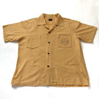 TENDERLOIN - TENDERLOIN (テンダーロイン) ロゴプリント 半袖シャツ Sサイズ