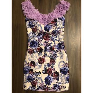 デイジーストア(dazzy store)のキャバドレス ワンピース ミニドレス(ナイトドレス)