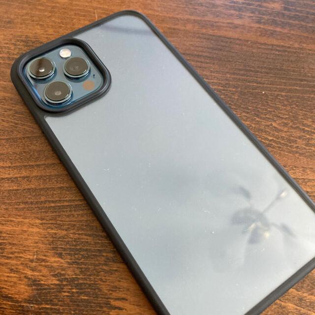 iPhone(アイフォーン)のiPhone 12 Pro Max 128Gb 保証あり スマホ/家電/カメラのスマートフォン/携帯電話(スマートフォン本体)の商品写真