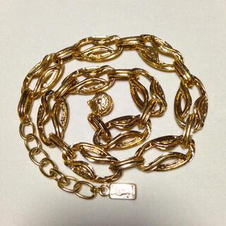 イヴサンローランボーテ(Yves Saint Laurent Beaute)の正規品 ❣️ イヴサンローラン YSL ヴィンテージ ゴールド ネックレス(ネックレス)
