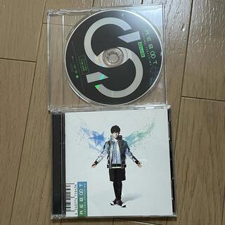 寺島拓篤 REBOOT アニメイト限定 CD購入者特典付(アニメ)