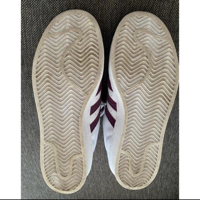adidas(アディダス)の【箱あり】adidas スニーカー 23cm レディースの靴/シューズ(スニーカー)の商品写真