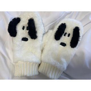 スヌーピー(SNOOPY)のUSJ購入スヌーピー手袋*SNOOPY(手袋)