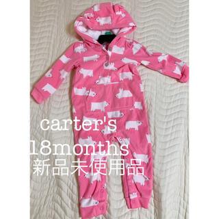 カーターズ(carter's)の★新品★ carter's ロンパース カバーオール 70~80 ベビー(カバーオール)