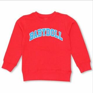 BABYDOLL - BABYDOLL新品トレーナー