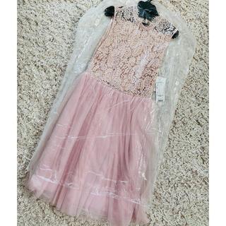 ジルスチュアート(JILLSTUART)の新品未使用 ジルスチュアートホワイト ワンピース ドレス(ひざ丈ワンピース)