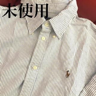 Ralph Lauren - 未使用★ラルフローレン ストライプ シャツ メンズ ビッグシルエット XL