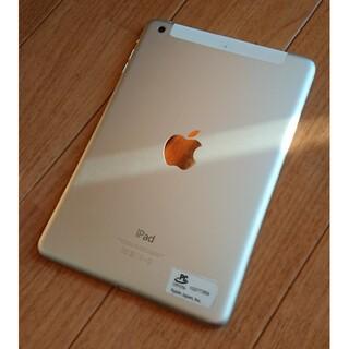 iPad - ipad mini2 simフリー版 16GB シルバー