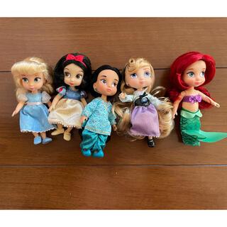 ディズニー(Disney)の今日だけ限定値下げ。ディズニープリンセス ドール(ぬいぐるみ/人形)