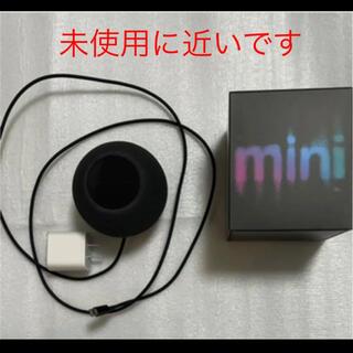 アップル(Apple)のHomePod mini スペースグレー(スピーカー)