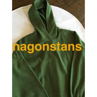 ENFOLD - ナゴンスタンス nagonstansパーカーワンピース エンフォルド