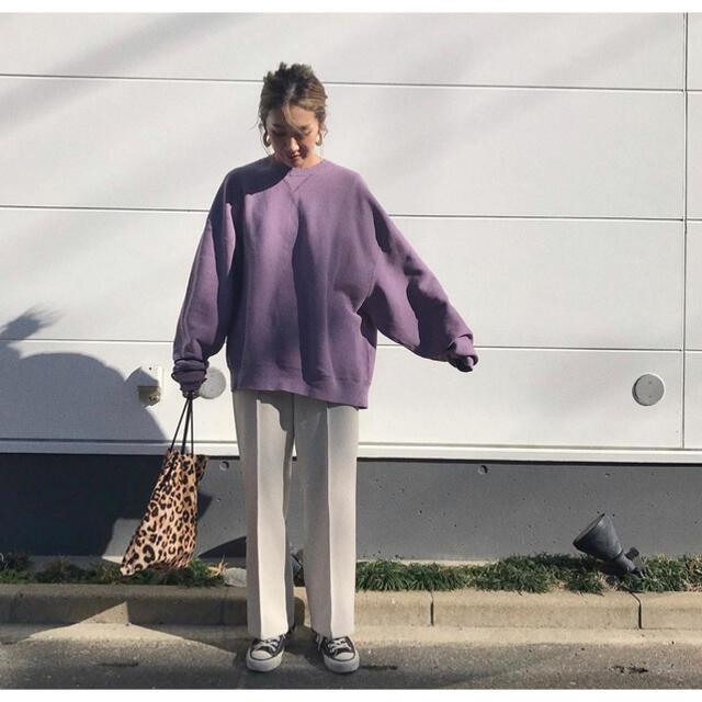 Adam et Rope'(アダムエロぺ)のレオパードトートバッグ ヒョウ柄 アニマル レディース 柄物 レディースのバッグ(トートバッグ)の商品写真