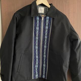 RADIALL - 新品 ラディアル   ジャケット 黒 福袋 刺繍