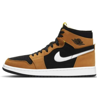 ナイキ(NIKE)のAIR JORDAN1 ZOOM AIR CMFT MONARCH ORANGE(スニーカー)