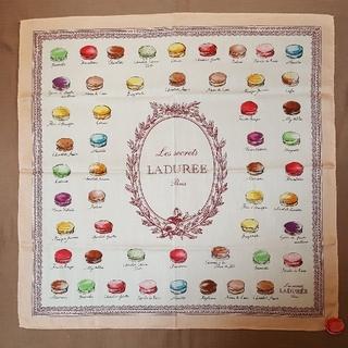 LADUREE - LADUREE ハンカチ