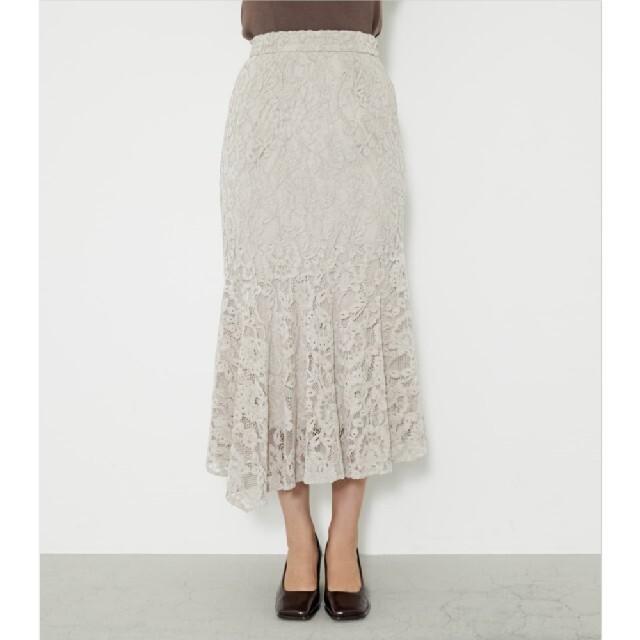 rienda(リエンダ)の新品☆リエンダ☆レースマーメイドスカート レディースのスカート(ロングスカート)の商品写真