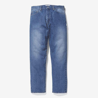 W)taps - BLUES BAGGY / TROUSERS / COTTON. DENIM