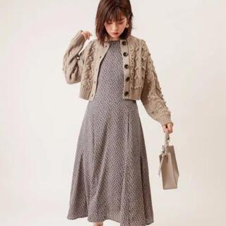 ナチュラルクチュール(natural couture)のカーディガン(カーディガン)