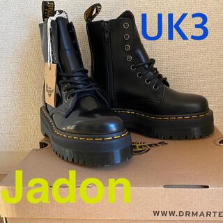 Dr.Martens - Dr.Martens  JADON 厚底 8ホール ブーツ