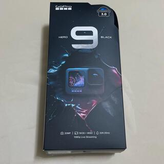 ゴープロ(GoPro)のGoPro HERO9 Black [CHDHX-901-FW]ゴープロ9(その他)