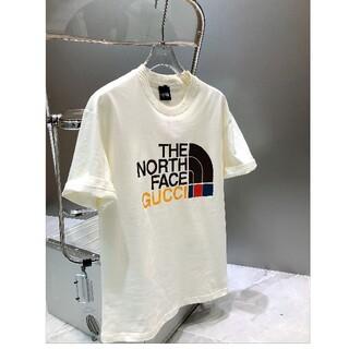 GUCCI×THE NORTH FACE  GG Tシャツ
