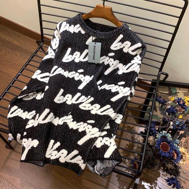 Balenciaga(バレンシアガ)のBALENCIAGAニットのセーター レディースのトップス(ニット/セーター)の商品写真