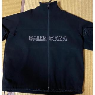 Balenciaga - BALENCIAGA トラックジャケット ウール 44サイズ