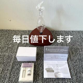 生活の木 - 未使用 美品 生活の木 エッセンシャルオイルディフューザー トライアングル