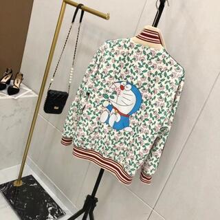 グッチ(Gucci)の【GUCCI】×DORAEMON GG テクニカル ジャージー ジャケット(テーラードジャケット)
