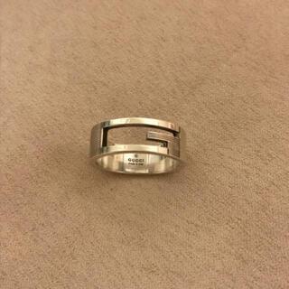 Gucci - GUCCI人気Gリング Gマーク ロゴ 指輪