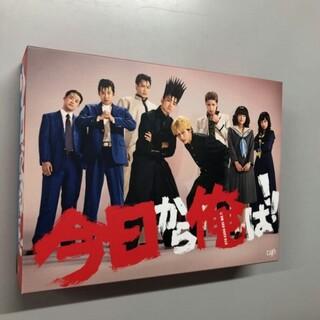 今日から俺は!! DVD BOX 〈7枚組〉新品未開封