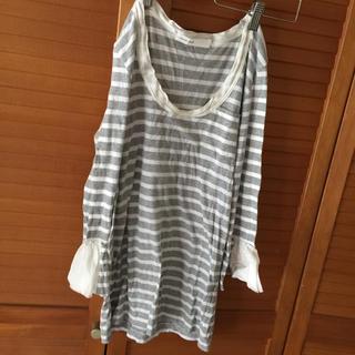 サカイラック(sacai luck)のサカイ sacai luck カットソー(Tシャツ(長袖/七分))