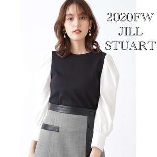 JILLSTUART - JILLSTUART♡ 今期2020FW アンドレコンビカットソー