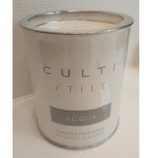 ACTUS - キャンドル アクタス CULTI ACQUA 未開封