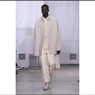 ジルサンダー(Jil Sander)のOAMC JIL SANDER Psych trousers 20ss 希少品(スラックス)