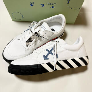 OFF-WHITE - 新品未使用!送料込み★Off-White★canvas sneakers